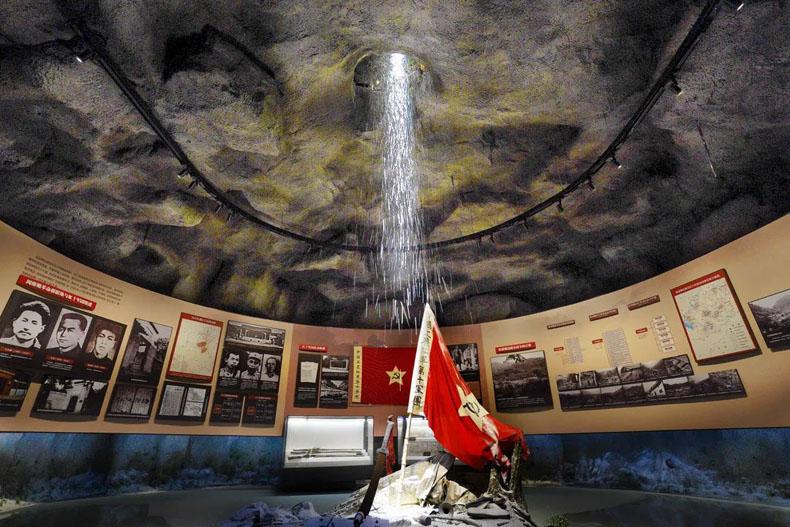 南方红军三年游击战争纪念馆