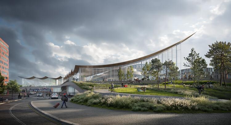 韦斯特罗斯旅行中心设计概念